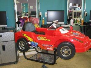 clipper doodle racecar
