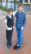Aaron & Isaiah