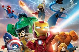 LEGO MARVEL COVER