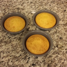 New mini round cake pans