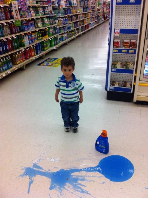 Aaron spill
