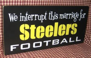steelers marriage