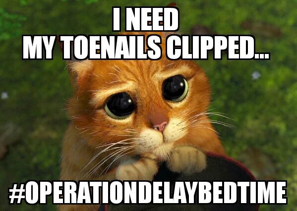 #operationdelaybedtime