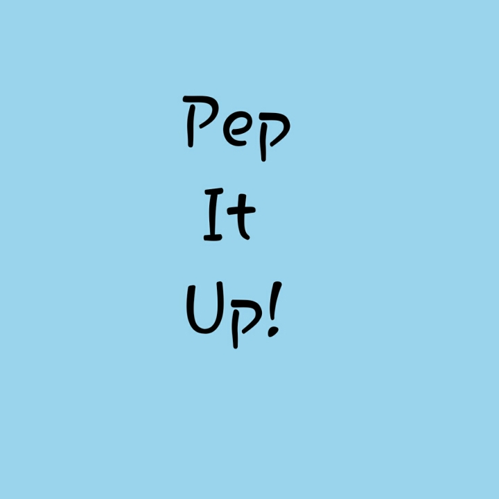 "Watch ""Pep It Up…It's Tuesday!"" on YouTube"